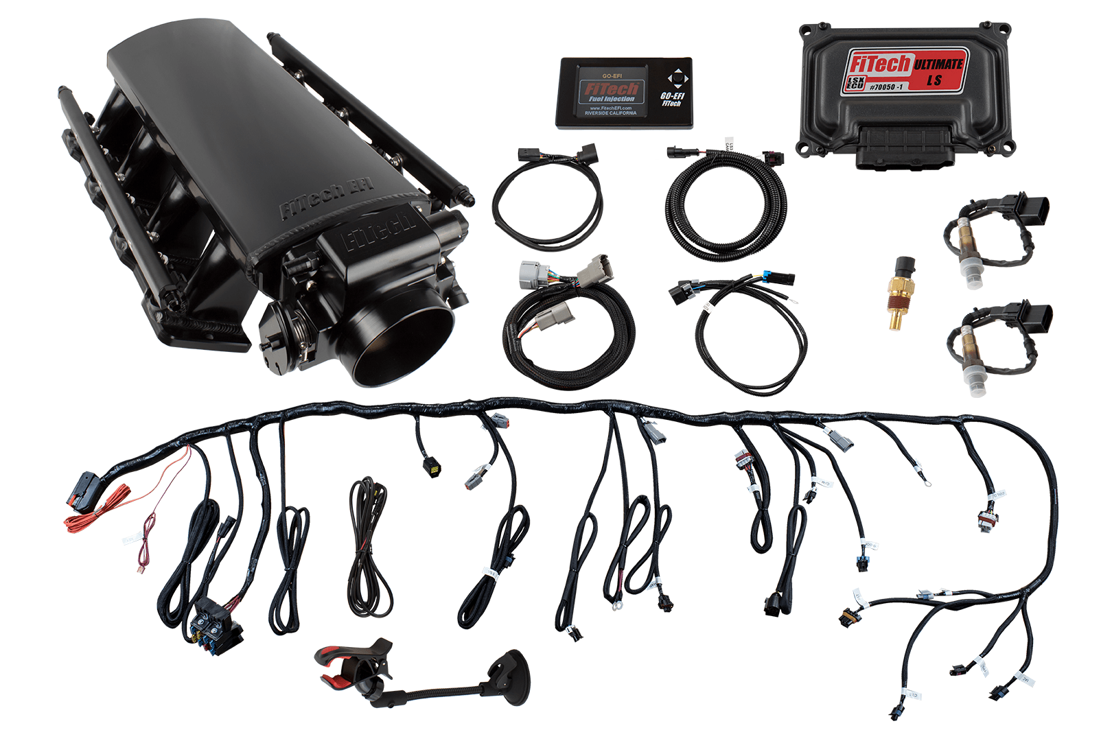 FiTech Ultimate LS1/LS2/LS6 EFI 500 HP Fuel Injection