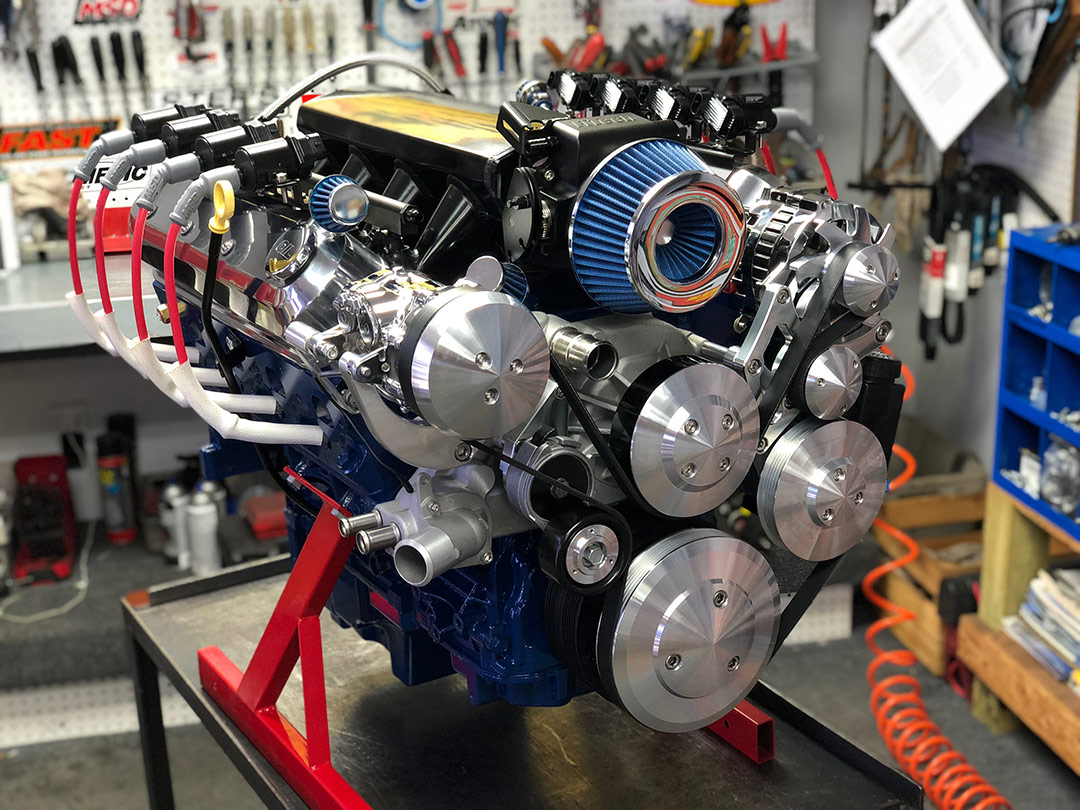 LS Series Turn Key Crate Engines!